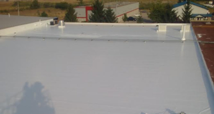 commercial roof repair waterproofing treasure coast florida
